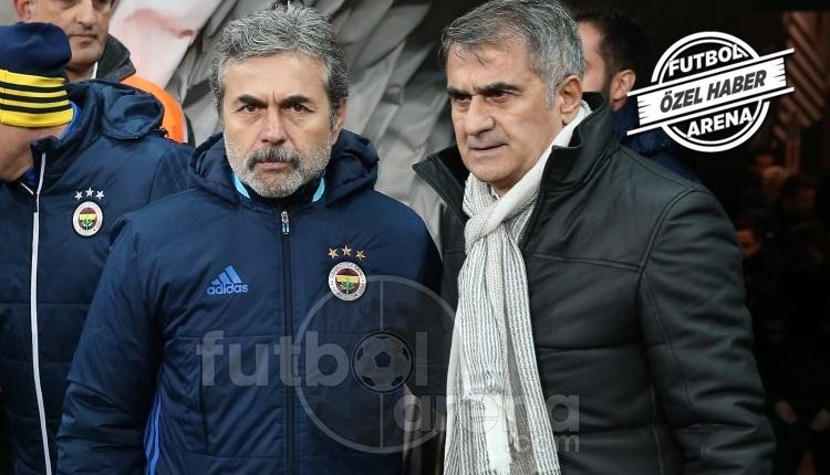 Aykut Kocaman'ın Beşiktaş derbisindeki planları tutmadı