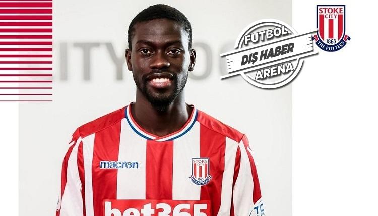 Badou Ndiaye Stoke City'de ilk maçında asist yaptı