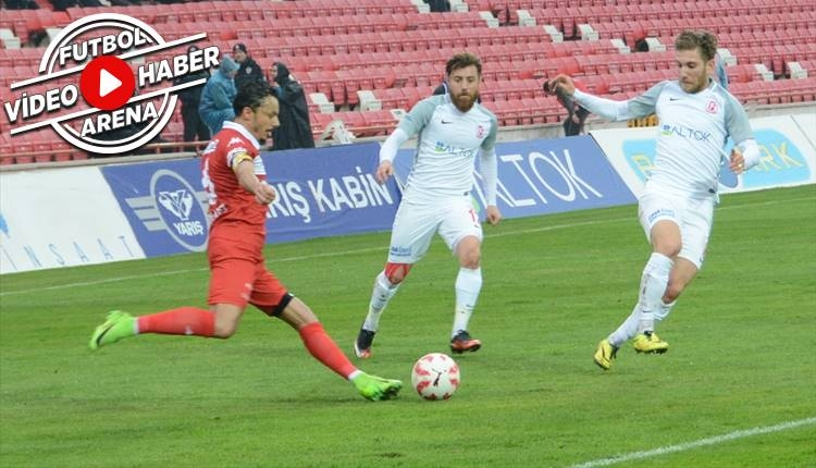 Balıkesirspor 2-0 Samsunspor maçı özeti ve golleri (İZLE)