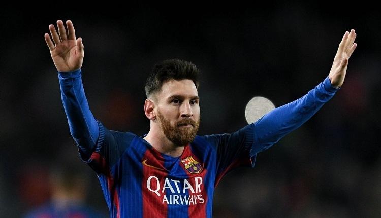 Barcelona'da Lionel Messi'den yeni rekor