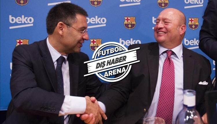 Barcelona'ya Türk sponsor Beko'dan çılgın para