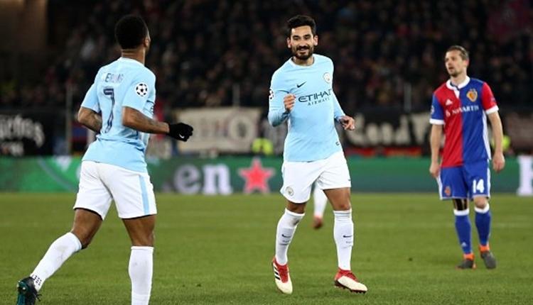 Basel 0-4 Manchester City maç özeti ve golleri (İZLE)