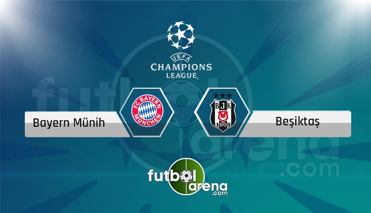 Bayern Münih - Beşiktaş maçına çılgın bahis!