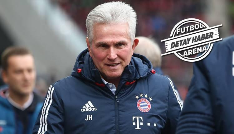 Bayern Münih Heynckes ile durdurulamıyor