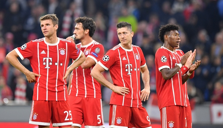 Bayern Münih idmanında gerginlik! Hummels ve Lewandowski