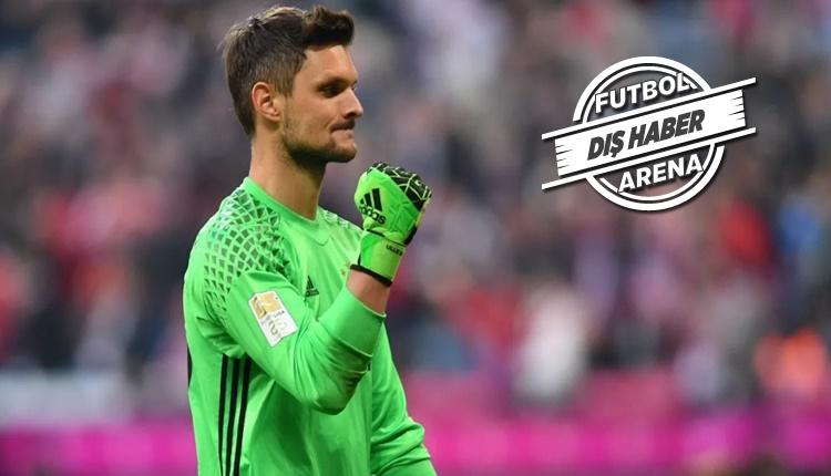 Bayern Münih, Sven Ulreich ile sözleşme yeniledi.