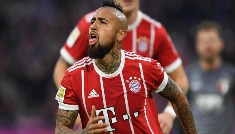 Bayern Münih'in yıldızı Arturo Vidal kararını verdi