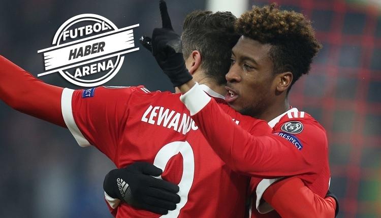 Bayern Münih'te Alaba ve Vidal'den Beşiktaş sözleri