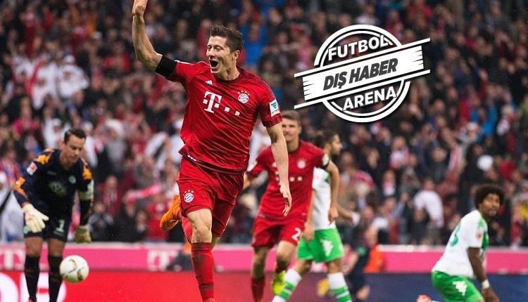 Bayern Münih'te Beşiktaş maçı öncesi ilk 11'de 8 değişiklik