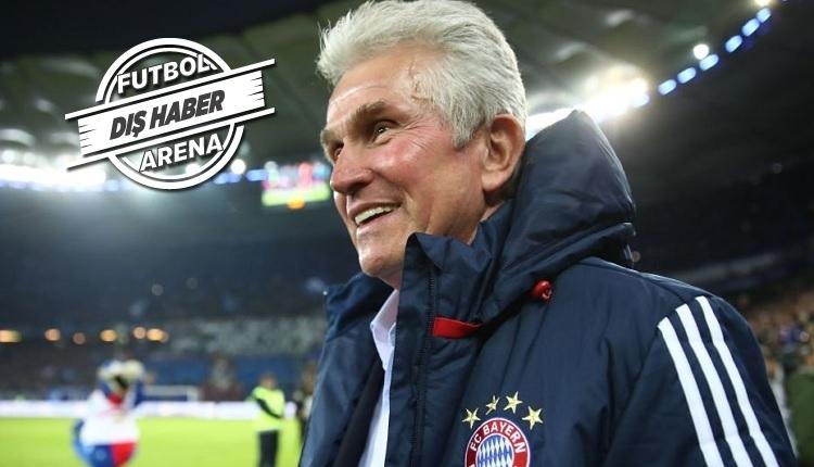 Bayern Münih'ten Beşiktaş açıklaması! Jupp Heynckes...