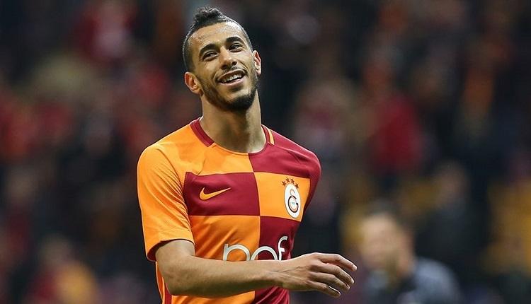 Belhanda'da Konyaspor maçı sonrası Fatih Terim'e mesaj