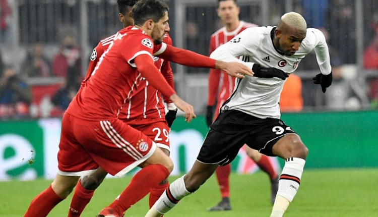 Benfica'dan Beşiktaş'a flaş Anderson Talisca teklifi