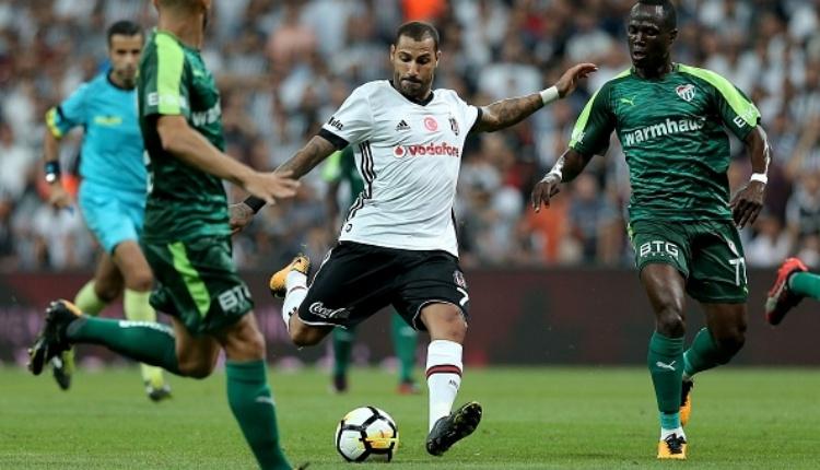 Beşiktaş, Bursaspor deplasmanında