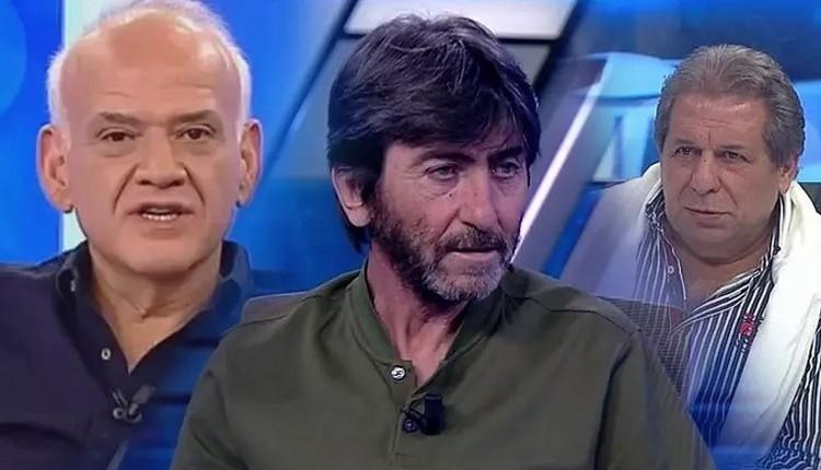 Beşiktaş - Fenerbahçe Cüneyt Çakır'ın tartışmalı kararları (Erman Toroğlu, Rıdvan Dilmen, Ahmet Çakar)