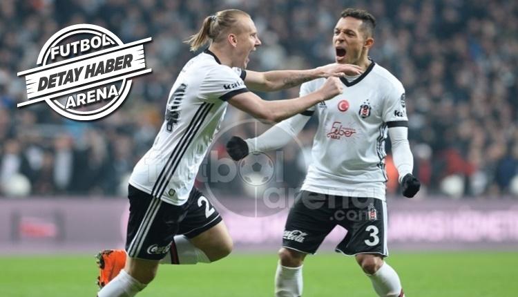 Beşiktaş ligin en formda 2. takımı