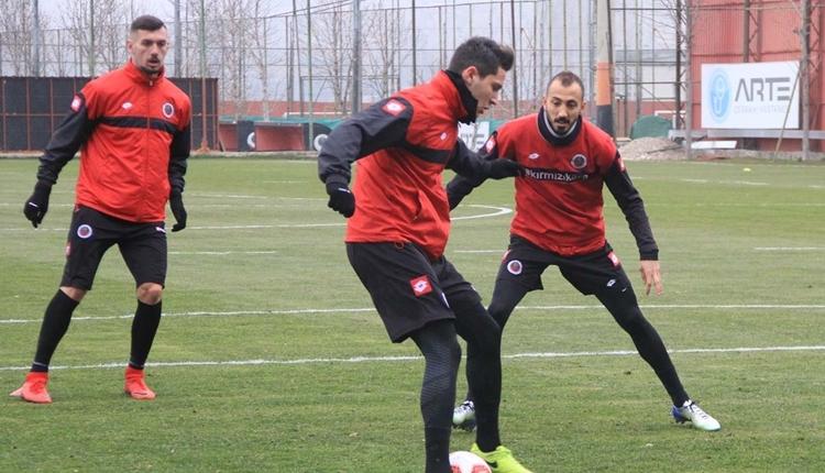 Beşiktaş rövanşı öncesi Gençlerbirliği'nde sakatlık krizi