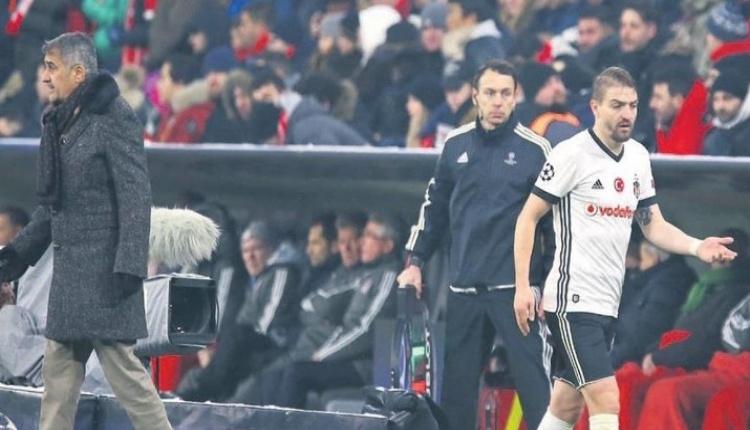 Beşiktaş yönetiminden Caner Erkin'e son uyarı
