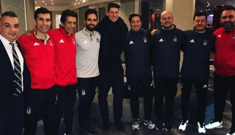Beşiktaş'a Almanya'da Mario Gomez sürprizi