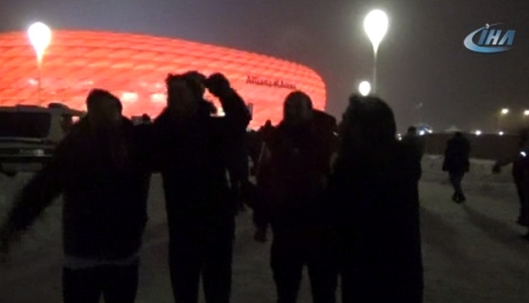 Beşiktaş'ı Almanya'da yalnız bırakmadılar! Deplasman yasağı...
