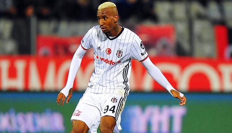 Beşiktaş'ı Anderson Talisca sırtlıyor