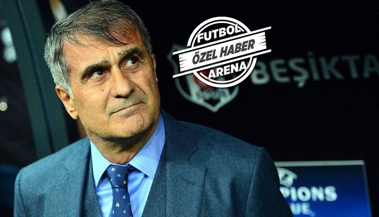 Beşiktaş'ın Bayern Münih maçı ilk 11'i! Şenol Güneş'in planı