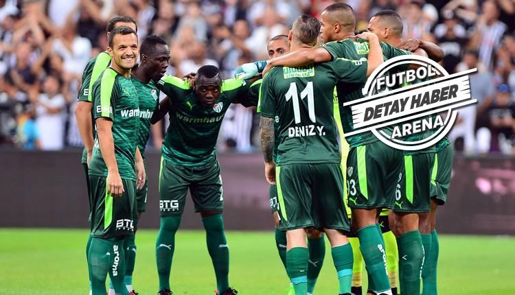 Beşiktaş'ın en ağır mağlubiyeti Bursaspor'dan!