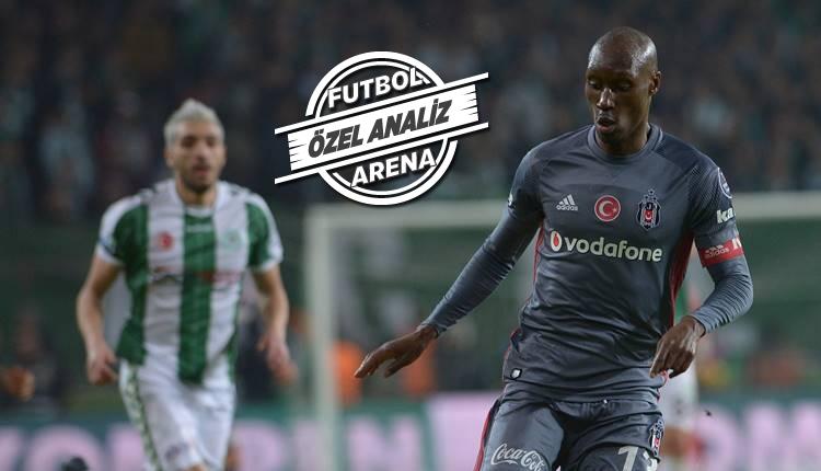 Beşiktaş'ın en iyisi yine Atiba Hutchinson