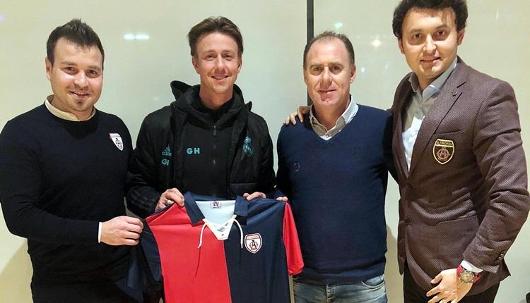 Beşiktaş'ın eski yıldızı Guti, Altınordu ile buluştu
