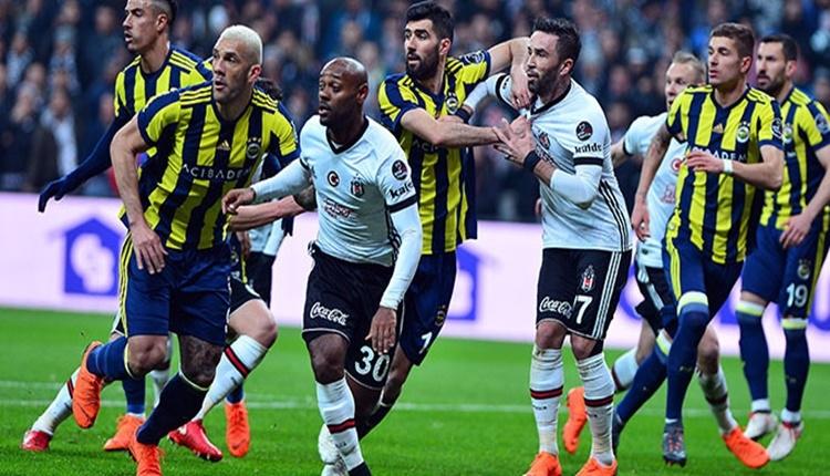 Beşiktaş'ın Fenerbahçe'ye Ziraat Türkiye Kupası'ndaki üstünlüğü
