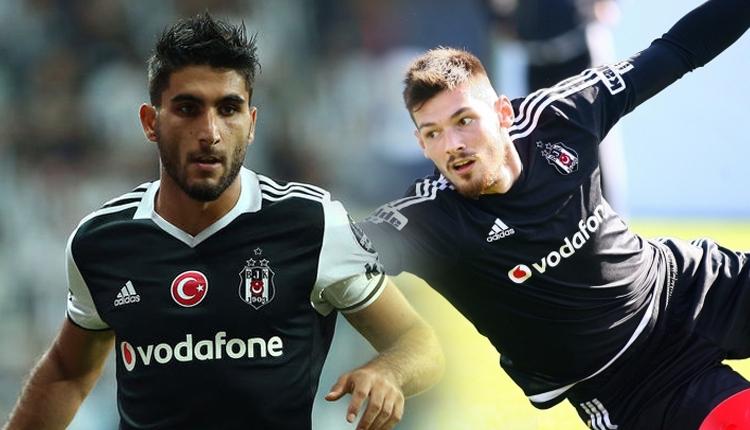 Beşiktaş'ta Aras Özbiliz ve Boyko kadro dışı