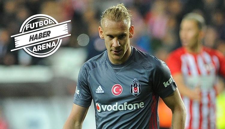 Beşiktaş'ta Fenerbahçe derbisi öncesi Domagoj Vida sıkıntısı