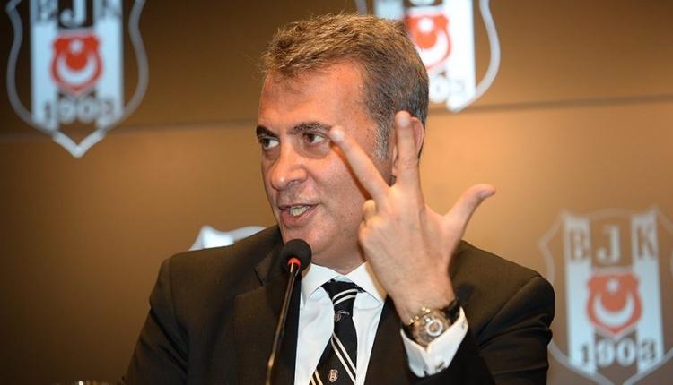 Beşiktaş'ta Fikret Orman'dan önlem kararı