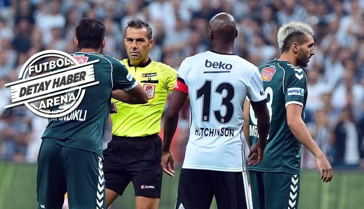 Beşiktaş'ta hem Konyaspor, hem Cuma tedirginliği