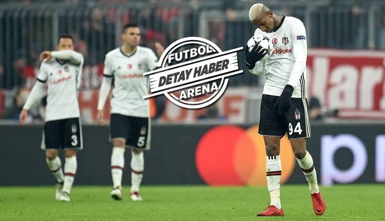 Beşiktaş'tan bu sezon Şampiyonlar Ligi'nde bir ilk!