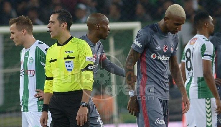 Beşiktaş'tan Talisca için TFF'ye başvuru! Fikret Orman dönüyor