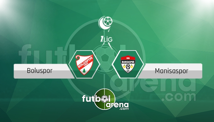 Boluspor - Manisaspor maçı saat kaçta, hangi kanalda? (İddaa Canlı Skor)