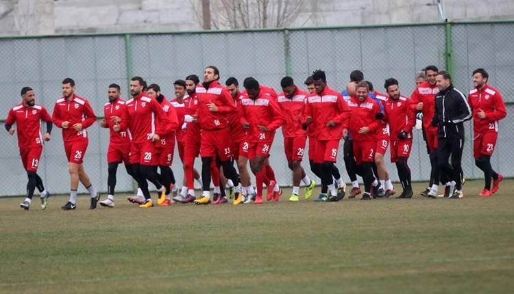 Boluspor'da Adana Demirspor maçı öncesi sakat oyuncular