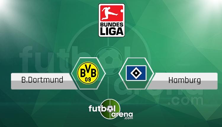 Borussia Dortmund - Hamburg maçı saat kaçta, hangi kanalda? (İddaa Canlı Skor)