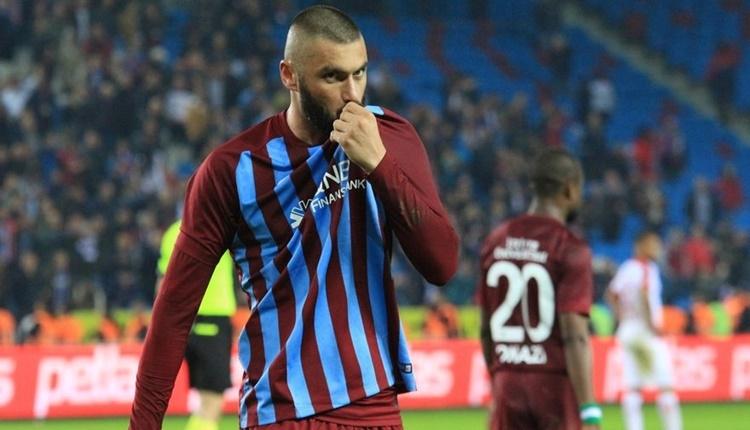 Burak Yılmaz olmadan Trabzonspor'un tadı yok