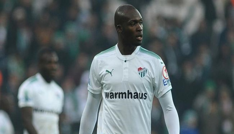 Bursaspor'a Galatasaray maçı öncesi Moussa Sow müjdesi