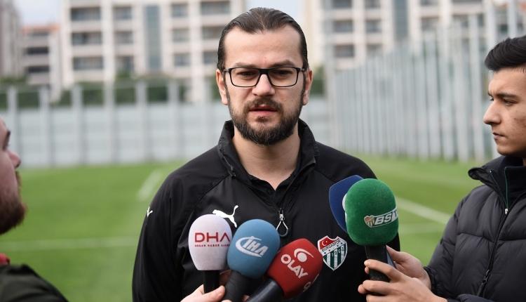 Bursaspor'da Moussa Sow sahalara ne zaman dönecek?