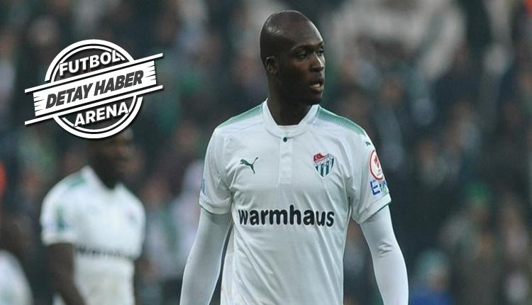Bursaspor'un Beşiktaş karşısında kozu Moussa Sow