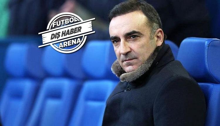 Carlos Carvalhal: 'Umarım Beşiktaş'taki hatamı tekrarlamam'