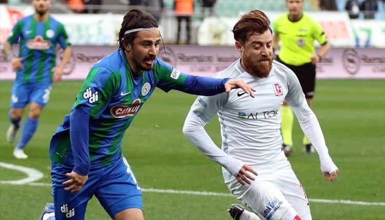 Çaykur Rizespor 3-0 Balıkesirspor maç özeti ve golleri (İZLE)