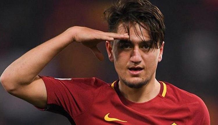 Cengiz Ünder''in Udinese - Roma maçında attığı golü (İZLE)