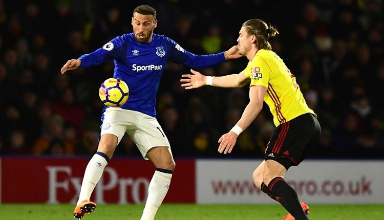Cenk Tosun, Watford - Everton maçında nasıl oynadı? (İZLE)