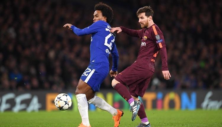 Chelsea 1-1 Barcelona maç özeti ve golleri (İZLE)