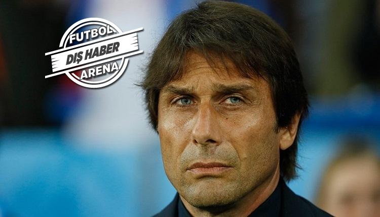 Chelsea'de Conte'den istifa açıklaması!