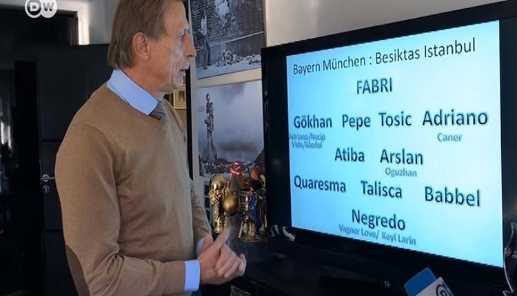 Daum, Bayern Münih - Beşiktaş maçını yorumladı: 'En büyük belirsizlik...'