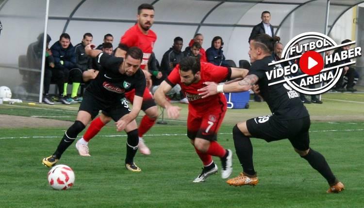 Denizlispor 2-0 Ümraniyespor maçı özeti ve golleri (İZLE)